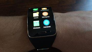Samsung Gear S -älykello