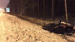 KUVA: Raju ulosajo Oulussa – pelti rytisi kehnossa säässä