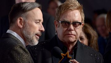 Elton John ja David Furnish