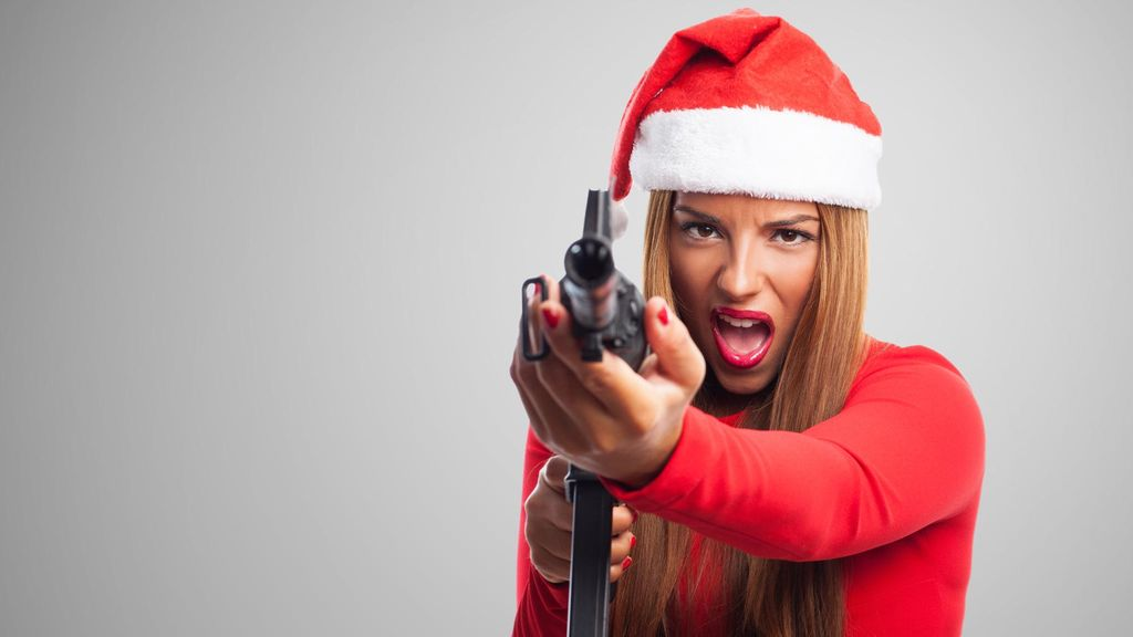 Pelottava Joulupukki