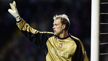 Peter Enckelman maaliskuussa 2003.