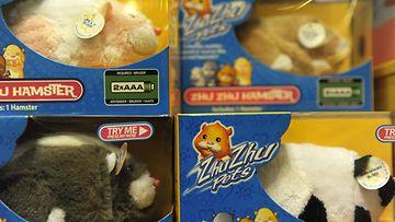 Vuoden 2011 hittilahjat, Zhu Zhu Pets -hamsterit