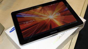 Samsungin tabletti