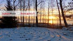 KUVAT: N�in upeissa maisemissa suomalaiset ovat viett�neet joulua