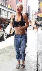 Ice Bucket Challenge ja Rita Ora