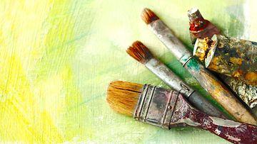 taide, maalata, taiteilija