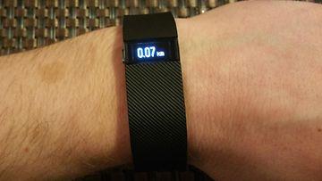 Fitbit Charge -aktiivisuusranneke