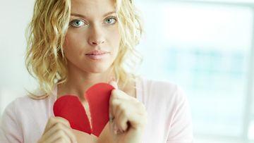 Nainen repii sydämen
