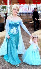 Holly Madison ja tytär Rainbow