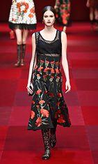 Dolce & Gabbana., Spring Summer 2015