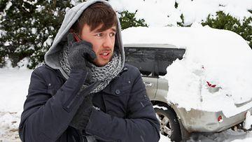 auto talvi