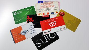 kortteja