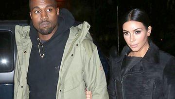 Kim Kardashian_Kanye West