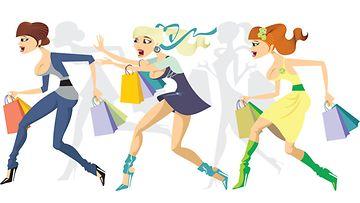 Shoppailuvillitys