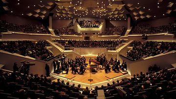 philharmonieberlinsisä