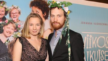 Henna ja Lauri Tanskanen