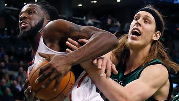 DeMarre Carroll, Kelly Olynyk