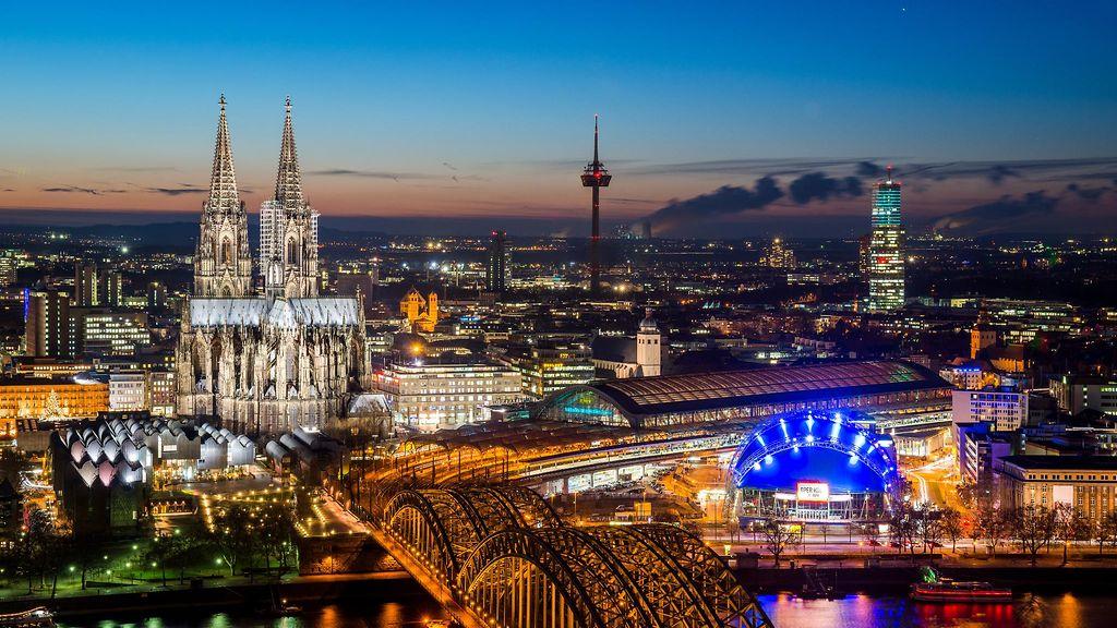 Köln Tuomiokirkko