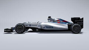 FW37 Williams, 2015, F1, auto (1)