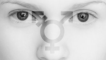 Kuvitus transgender-artikkeliin (1)