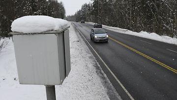 peltipoliisi liikenneturvallisuus valvontakamera liikennekamera