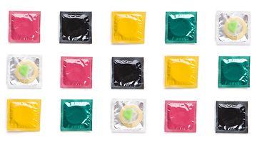 Kondomeja