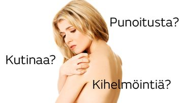 Kosmetiikka-allergia
