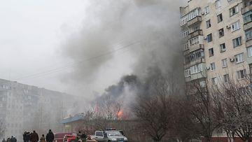 Isku Mariupol