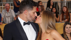 Sofia Vergara & Joe Manganiello
