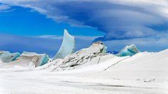Etelämantereella lämpöennätys – vahvistettiin parin vuoden viiveellä
