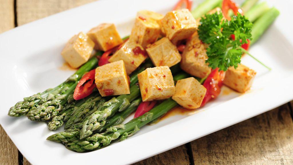 Tofu Maustaminen