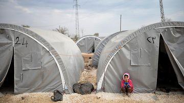 Syyria Turkki pakolainen