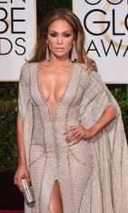 Jennifer Lopez Golden globe