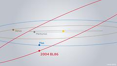 Vuoren kokoinen asteroidi pyyh�lt�� t�n��n maan vierest� – mit� tapahtuisi, jos se t�rm�isi?