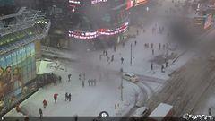 Yhdysvalloissa saatiin esimakua kaikkien aikojen lumimyrskyst�
