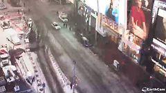 Myrsky moukaroi New Yorkia