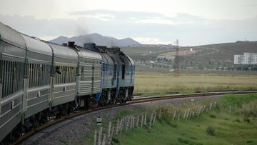 Taking the Trans Siberian railway through Mongolia and Russia