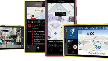 HERE sovellukset Nokia
