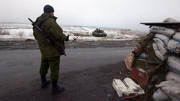 Ukraina sota separatistit