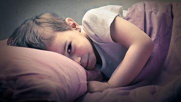 Lapsen unettomuus
