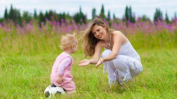 Äiti ja lapsi8