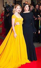 Lea Seydoux ja Monica Bellucci