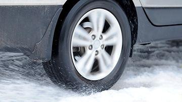auto, talvi