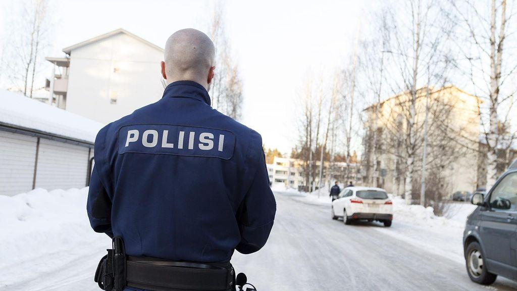 Poliisin Tehtävät