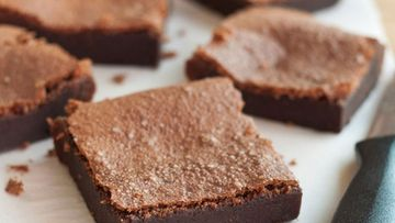 Nutella-brownies