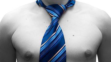 Sininen kravatti