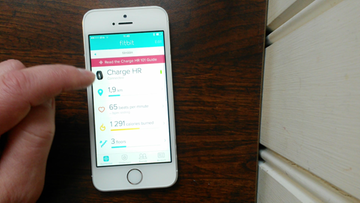 Fitbit Charge HR