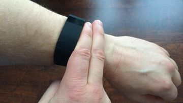 Fitbit Charge HR -aktiivisuusranneke
