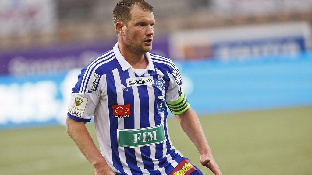Teemu Tainio lopettaa uransa - Maajoukkue - Jalkapallo - Sport - MTV.fi