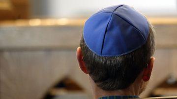 juutalainen, kipa, juutalaisuus, synagoga